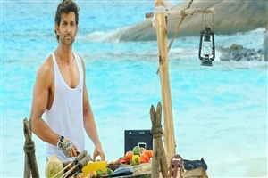 Hindi Movie Actor Hrithik Roshan Image