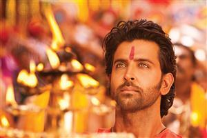 Hrithik Roshan in Movie Agneepath