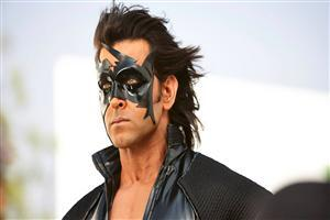 Bollywood Movie Krrish 3 Hrithik Roshan Wallpaper