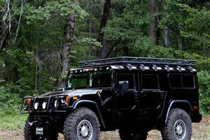 Forest Hummer H1 HD Car Wallpapers