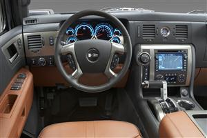 hummer H2 Car Interior Wallpaper Download