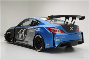 Hyundai RMR Racing Car Wallpaper