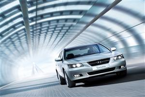 Hyundai Sonata Car Wallpaper