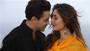 Imran Khan Romance with Actress Kareena Kapoor