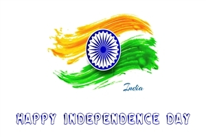 Happy Independence Day HD Photo