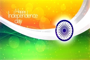 Happy Independence Day Wishes Photo of INDIA
