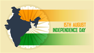 Indian Independence Day 5K Wallpaper
