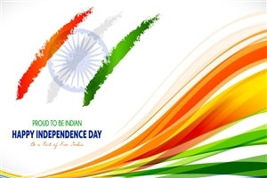 Proud to be Indian Happy Independence Day HD Photos