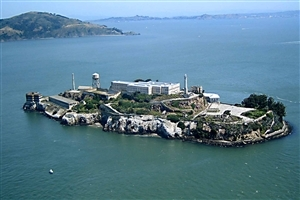 Alcatraz Island in San Francisco California US Points of Interest HD Wallpapers