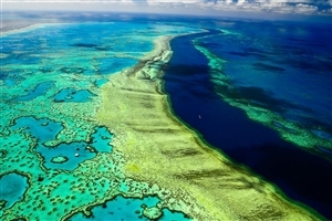 Great Barrier Reef Queensland Australia Beautiful Wallpaper