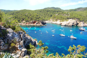 Ibiza Affinity Island in Spain Country Tourist Place Wallpapers
