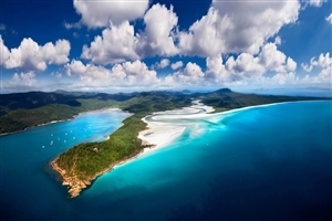 Whitsunday Beautiful Islands in Australia HD Wallpapers