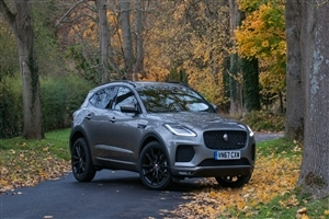 2018 Jaguar E Pace Car HD Wallpaper