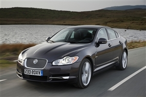 Luxury New Jaguar Car HD Wallpaper