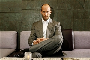 Hollywood Actor Jason Statham in Suit HD Wallpaper