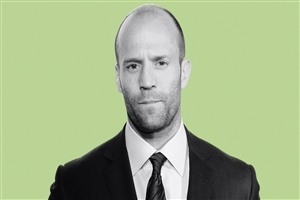 Jason Statham in Suit Photo
