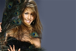 Beautiful Actress Jennifer Aniston