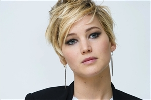 Beautiful Celebrity Jennifer Lawrence Photo