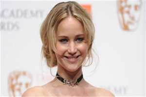 Cute Smile of Jennifer Lawrence American Actress HD Wallpaper