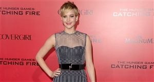 Jennifer Lawrence New Beautiful Hairstyle Wallpapers