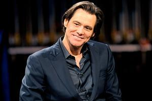 Jim Carrey in Actors Studio