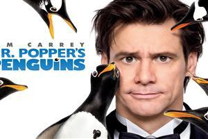 Mr Poppers Penguins Jim Carrey