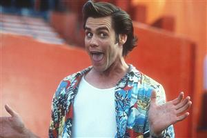 Pritty Look of Jim Carrey