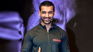 John Abraham 4K Wallpaper
