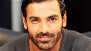 John Abraham Smile Face Pic Download