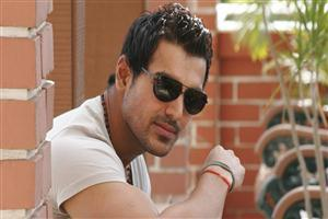 Super Star John Abraham in Goggles
