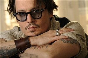 Famous Actor Johnny Depp