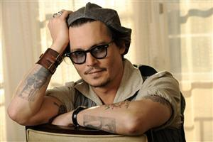 Hollywood Actor Hohnny Depp
