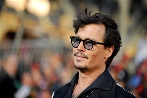 Johnny Depp in Sunglasses Photo