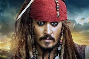 Smart Face of Jack Sparrow