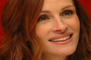 Beautiful Face of Julia Roberts