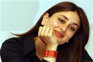 Actress Kareena Kaoor