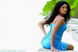 Katrina Kaif in Sky Top