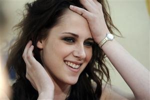 Beautiful Hollywood Actress Kristen Stewart Sweet Smile