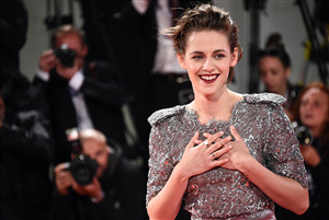 Pretty Smile of Kristen Stewart