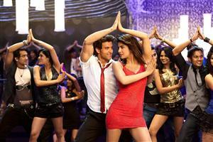 Priyanka Chopra and Hrithik Roshan in Krrish 3 Movie Song