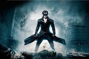 Krrish 3 Hrithik Roshan Wallpaper