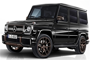 2018 Mercedes Benz G Class Luxury SUV Car