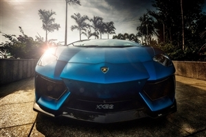 Lamborghini Aventador Car HD Wallpaper