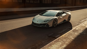 New Release Novitec Lamborghini Huracan EVO 5K Car Photo