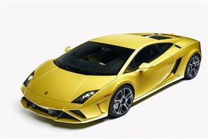 Yellow Lamborghini Gallardo LP560 4 Car Wallpapers
