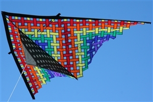 Flying Delta Kites in Sky on Indian Festival Makar Sankranti 2014 Images