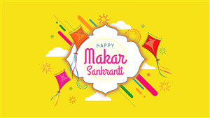 Happy Makar Sankranti Image Download