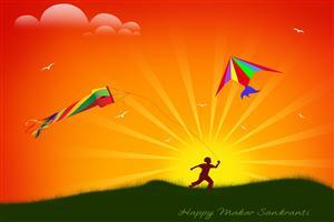 India Happy Makar Sankranti Pics