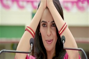 Bollywood Actress Mallika Sherawat in Dirty Politics Hindi Movie Wallpaper