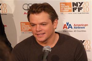 Smart Matt Damon Actor
